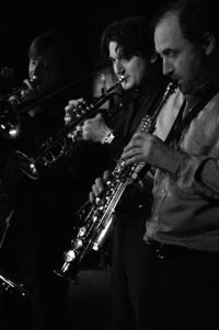 Jazz Dance Orchestra, jazz, Moscow jazz club, jazz concert, jazz live