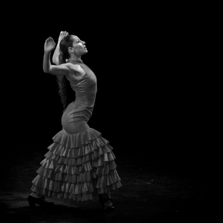 Tablao Flamenco (Spain, Russia)
