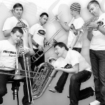 Fortuna brass band в джаз клубе \