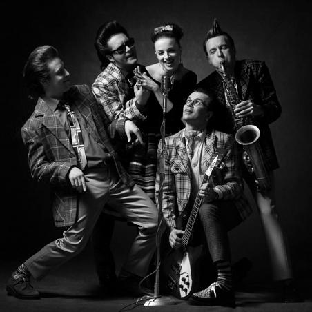 Stilyagi Band (Russia)