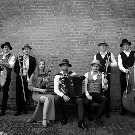 Moscow Klezmer Band (Russia)