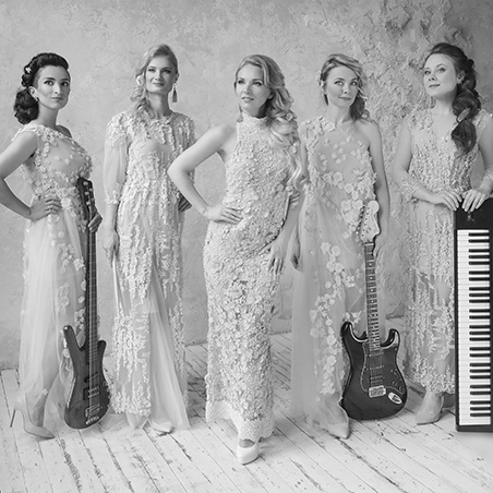 Ladies band SHIK (Россия)