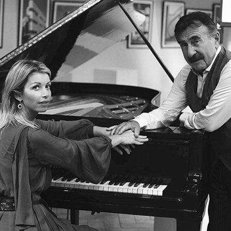 Leonid Kanevsky & Basinia Shulman