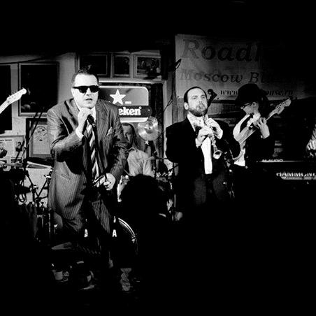 Mishouris Blues Band (Russia)