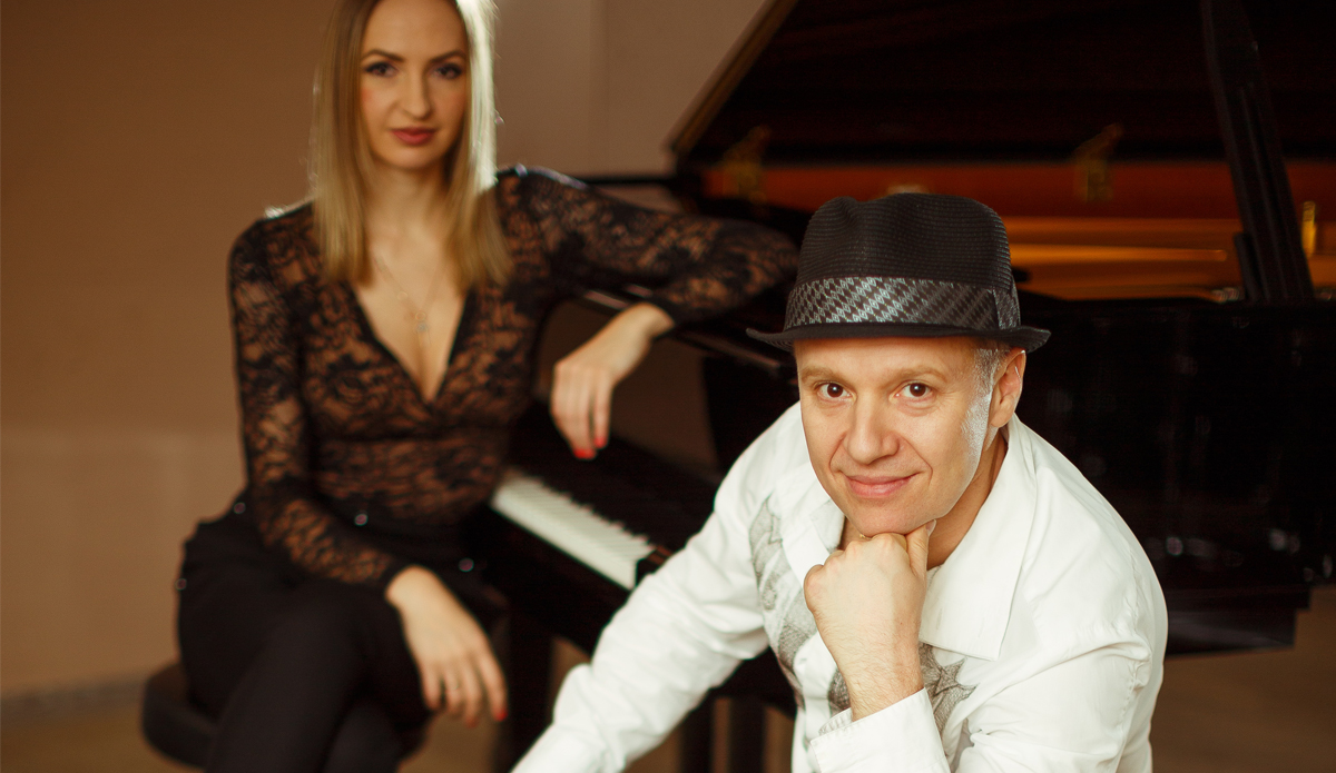 Natalia and Oleg Butman (Russia)