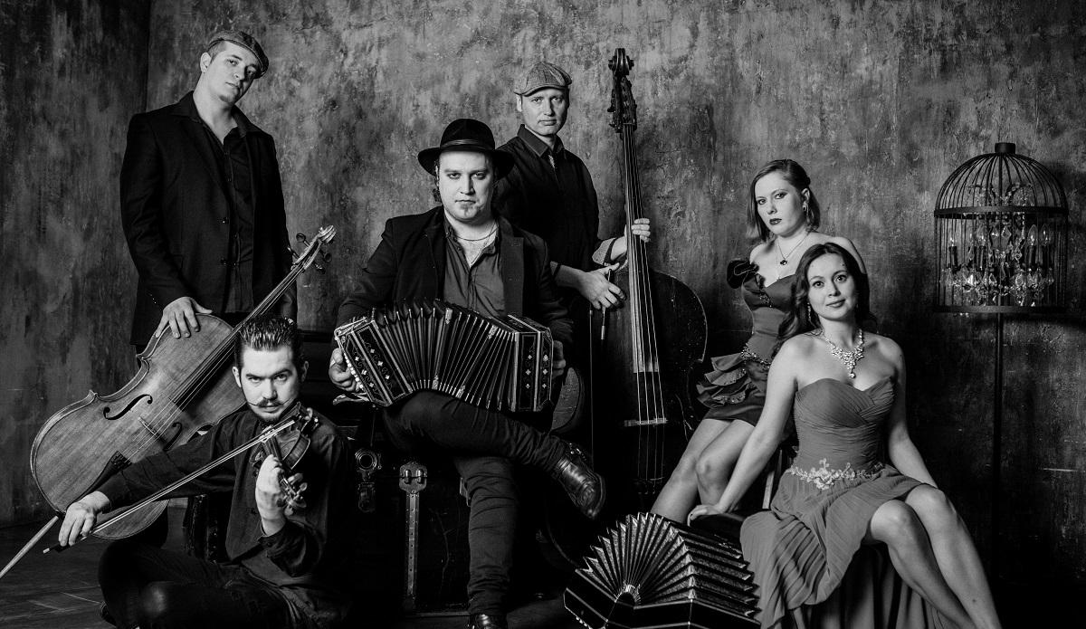 Tango Orchestra Misterioso (Russia)