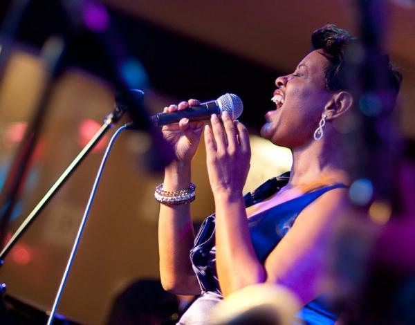Анита Кинг (Anita King) 5-6 апреля 2012 | Джаз Клуб «Союз