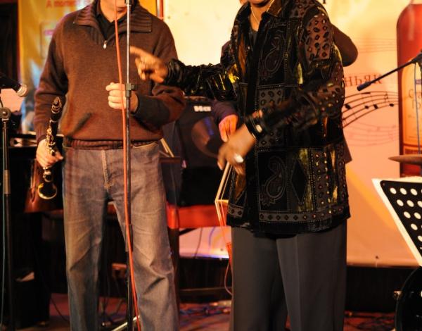 Dennis Rowland, December 2008